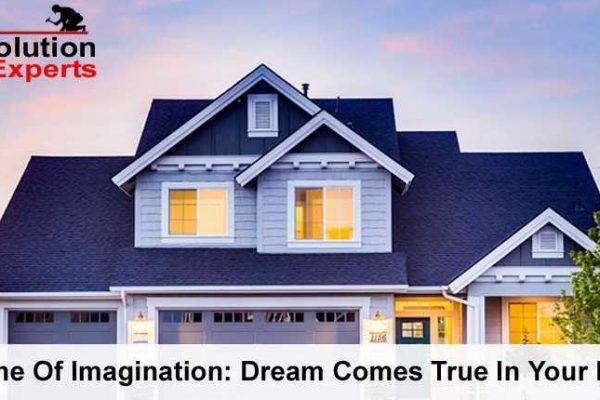 A Home Of Imagination