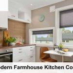 3 Fresh and Modern Farmhouse Kitchen Countertop Ideas.